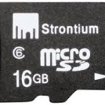 16GB Strontium MicroSD Card Class 6