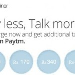PayTm Recharge Coupons For Uninor Users