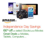 Amazon Independence Day Sale 2013