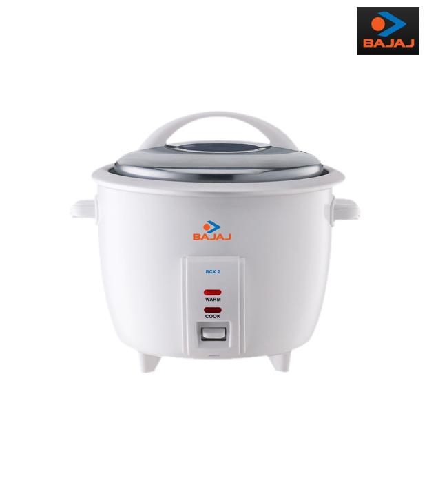 Bajaj Rcx2 Rice Cooker Rs 946 Snapdeal Offer Deals Update