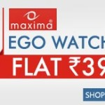 Maxima Ego Watches