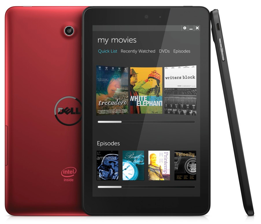Dell Venue 8 Tablet Wi-Fi 16GB Rs.10962 ,32GB Rs.12465 – Amazon ,FlipKart Offer