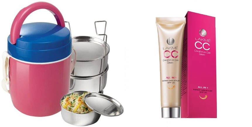 Amazon Lightning Deals – Lakme Complexion Care Cream Beige 30ml Rs. 187 ,Mom Italy 5L Emergency Water Bag Rs. 139